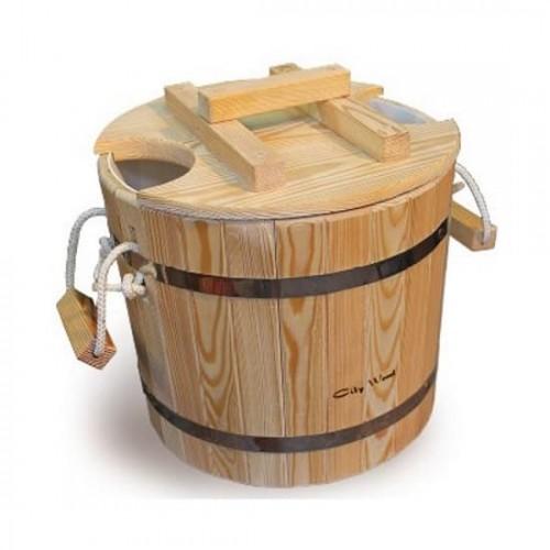 Запарник для бани Citywood 20 литров