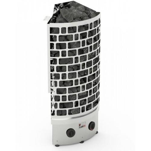 Печь для бани SAWO Aries Угловая 9 кВт встроенный блок для бани и сауны