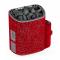 Электрическая печь  SAWO DRAGONFIRE, Scandifire 9 кВт для бани и сауны