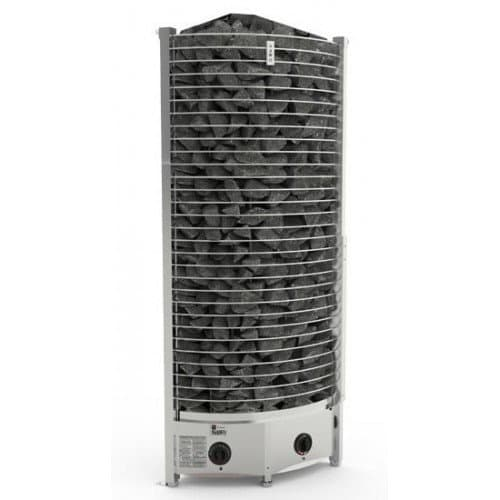 Печь для бани SAWO Tower Premium Угловая 8 кВт встроенный блок для бани и сауны