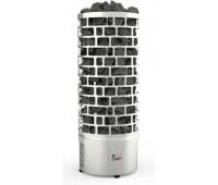 Печь для бани SAWO Aries Круглая 4,5 кВт выносной блок
