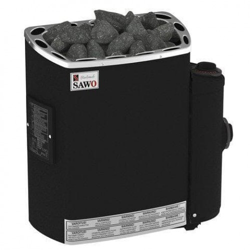 Печь для бани SAWO Fiber Coated Mini 3 кВт для бани и сауны