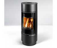 Печь ATIKA Plus Ceramic, черная (Thorma)