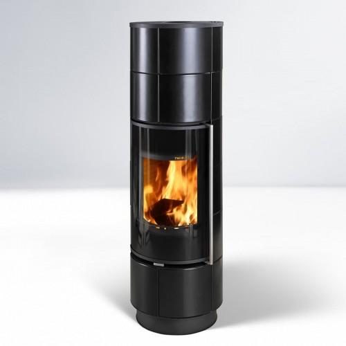 Печь DELIA Extra Ceramic, черный/черный (Thorma)