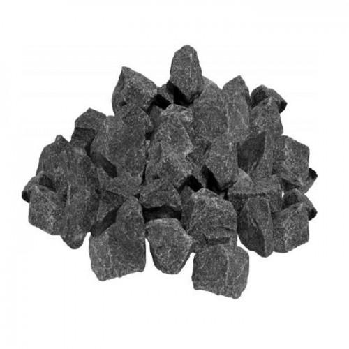 Камни для бани Долерит мелкий 10 кг