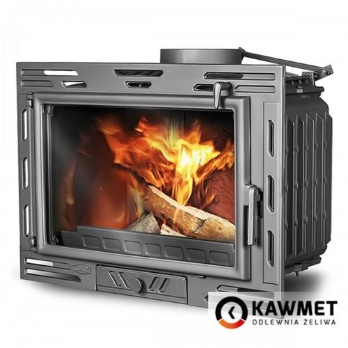 Каминная топка W9 STANDART 12.8 кВт производитель KAWMET